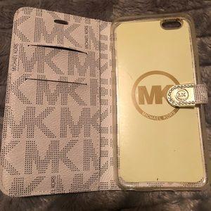 MK phone case (iPhone 7/8 plus)